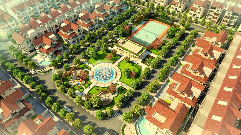 Hà Nội phê duyệt khu đô thị 32 ha Vinhomes Paradise Mễ Trì của tập đoàn VinGroup