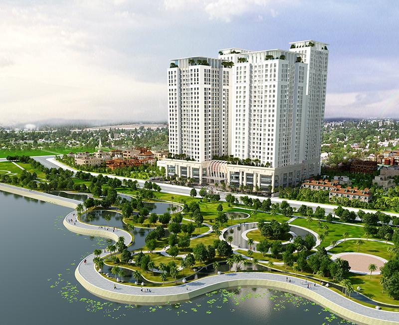 Chung cư Home City, Chung cư 177 Trung Kính Complex Văn Phú