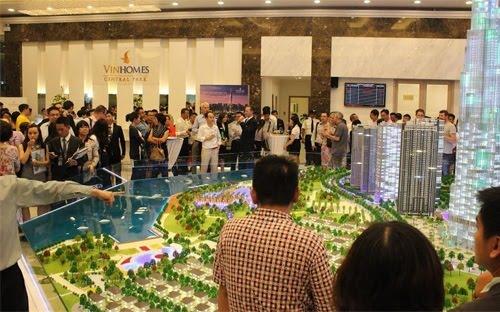 112 căn hộ Vinhomes Central Park bán cho người nước ngoài trong vòng 2 tiếng