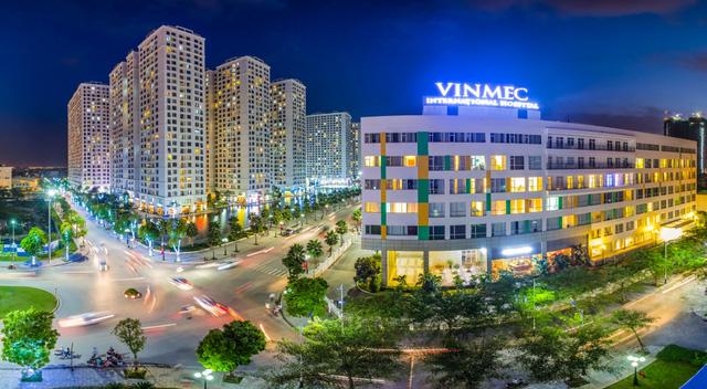 Bệnh viện đa khoa quốc tê Vinmec