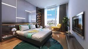Căn hộ 4 phòng ngủ Vinhomes Liễu Giai hấp dẫn khách hàng.