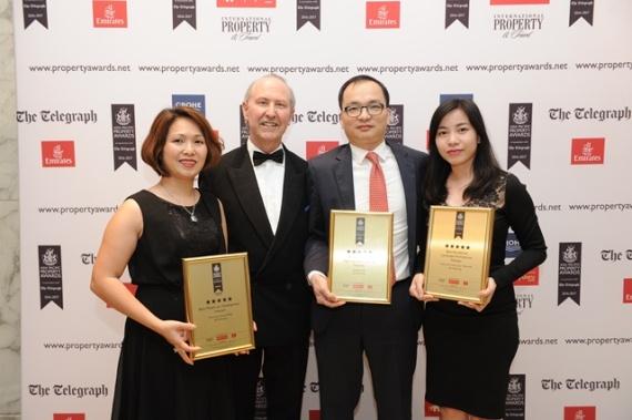 Giải thưởng Bất động sản Châu Á Thái Bình Dương 2016: Vingroup đồng loạt đạt 3 giải nhất