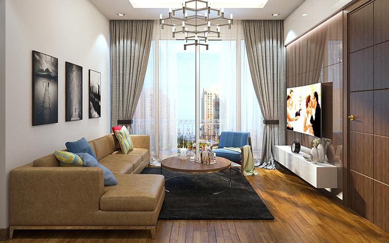 Sáng tạo không gian sống với căn hộ The Arcadia tại Vinhomes Gardenia