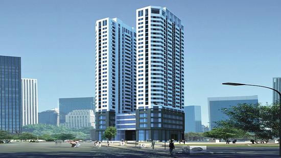 Chung cư Central Point 219 Trung Kính là Điểm nhấn chung cư cao cấp phía Tây Hà Nội