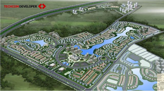 Tổng quan dự án Vinhomes Thăng Long Nam An Khánh