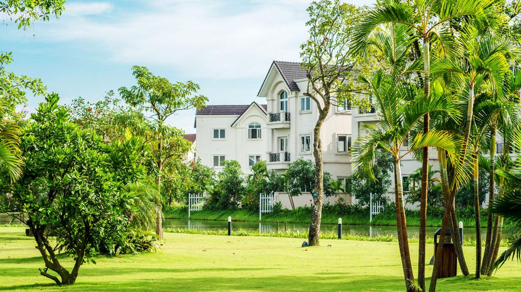 Sở hữu vĩnh viễn Biệt thự Vinhomes Thăng Long Nam An Khánh thu hút thị trường