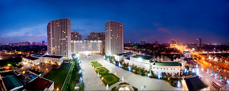 Vinhomes Paradise Mễ Trì – Vị trí vàng chiến lược của tập đoàn VinGroup tại phía Tây thủ đô
