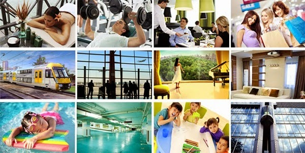 Chung cư HongKong Tower với Trung tâm thương mại, trung tâm GYM, SPA, bể bơi,...