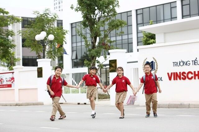 Trường quốc tế liên cấp Vinschool