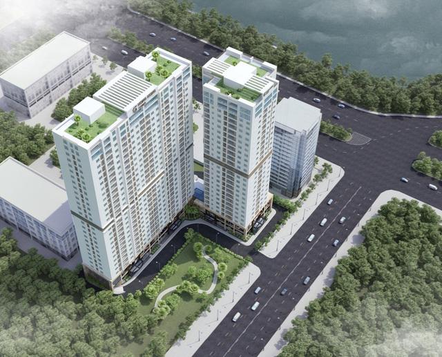 Dự án chung cư HongKong Tower