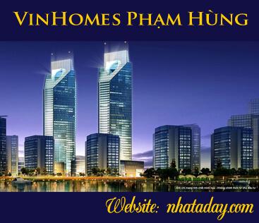 Vinhomes Phạm Hùng