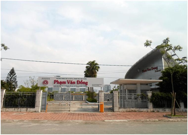 Trường chuyên liên cấp Phạm Văn Đồng