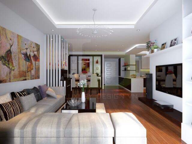 Điểm vàng tại dự án Chung cư Homes City