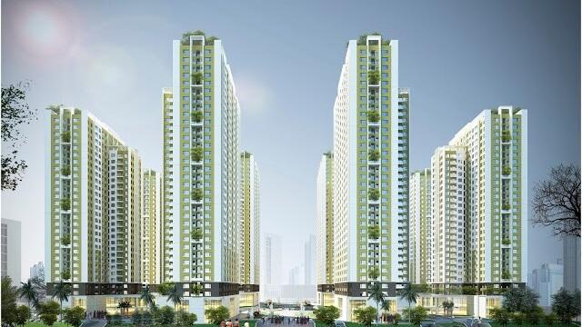 Chung cư An Bình City Thành phố Giao Lưu