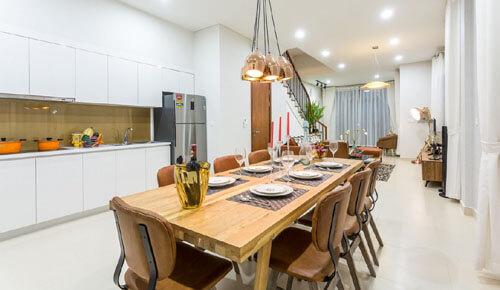 Những căn Biệt thự Vinhomes Thăng Long sẽ được thiết kế nội thất tinh tế.