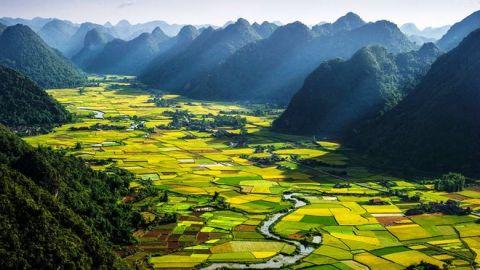 Những điểm du lịch Việt tựa thiên đường trong tháng 7