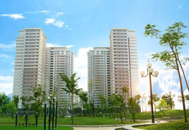 Mặt bằng Chung cư HH 01 Complex Building Nam Cường