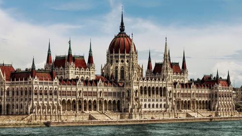 Tòa nhà Quốc Hội Hungary