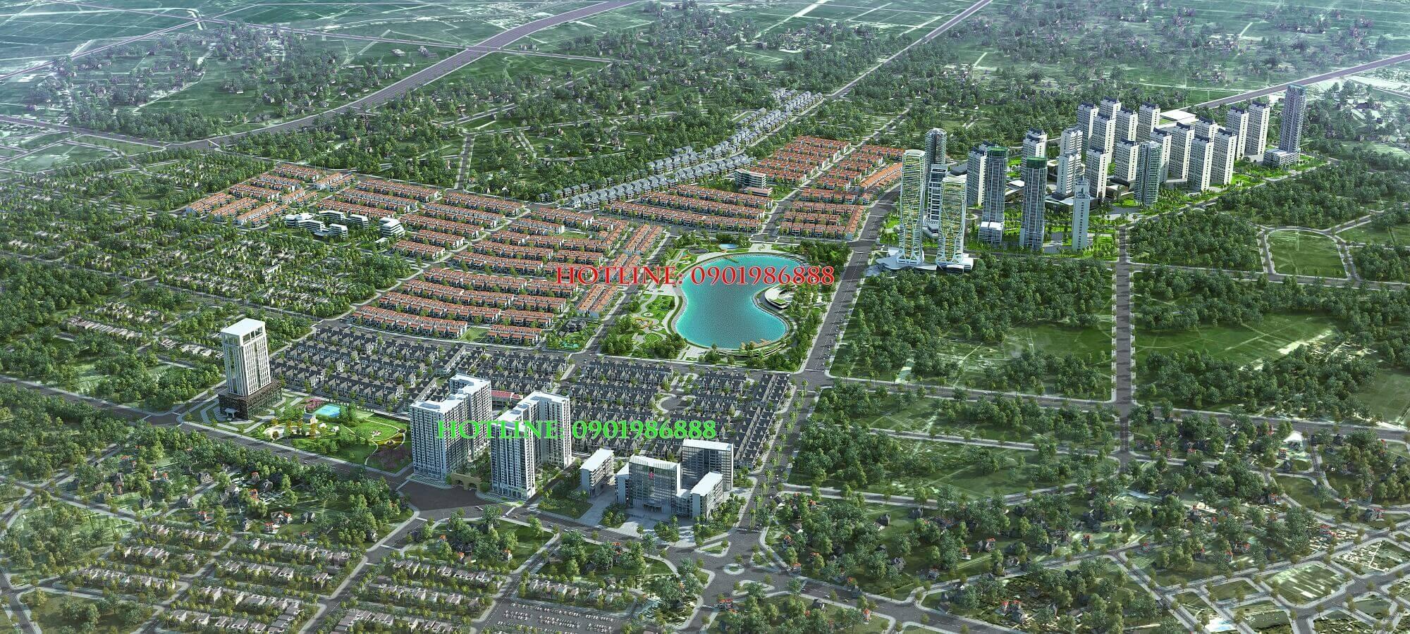 Chung cư AnLand Nam Cường tọa lạc tại khu đô thị Dương Nội do tập đoàn Nam Cường làm chủ đầu tư