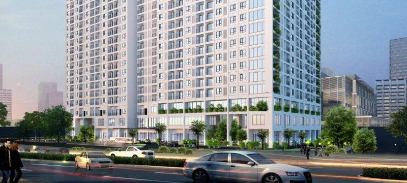 Chung cư AnLand Nam Cường, chung cư AnLand HH01 Complex Building Nam Cường Dương Nội