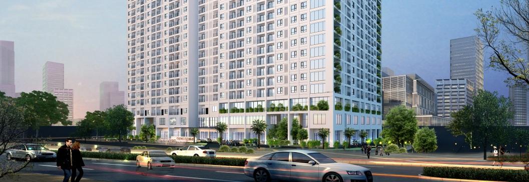 Chung cư AnLand Nam Cường do tập đoàn Nam Cường làm chủ đầu tư, tọa lạc tại khu đô thị Dương Nội A