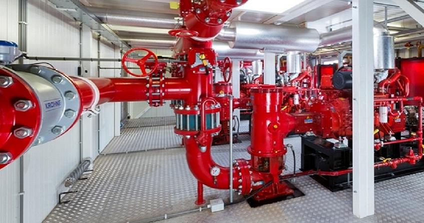 Hệ thống Phòng cháy chữa cháy hiện đại