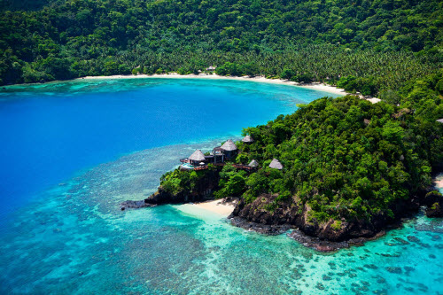 10 thiên đường riêng tư của các tỷ phú nổi tiếng thế giới