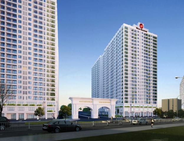 Chung cư HH01 Complex Building Nam Cường