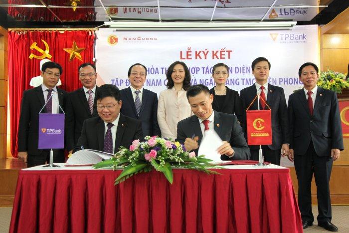 Ngân hàng TMCP Tiên Phong – đơn vị bảo lãnh dự án chung cư HH01 Nam Cường.