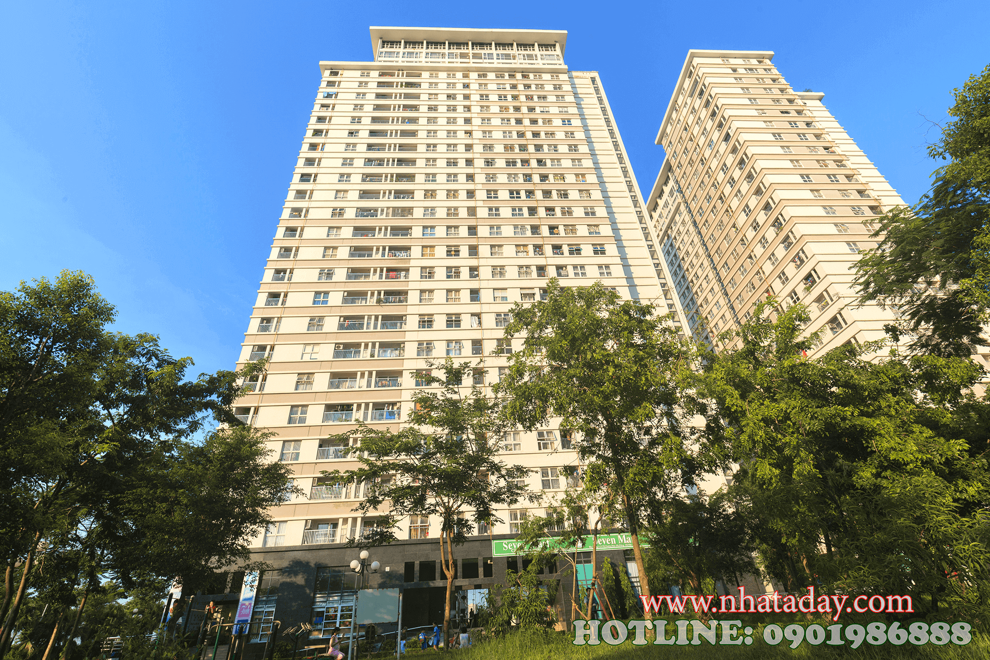 Một góc chung cư The Spark Dương Nội
