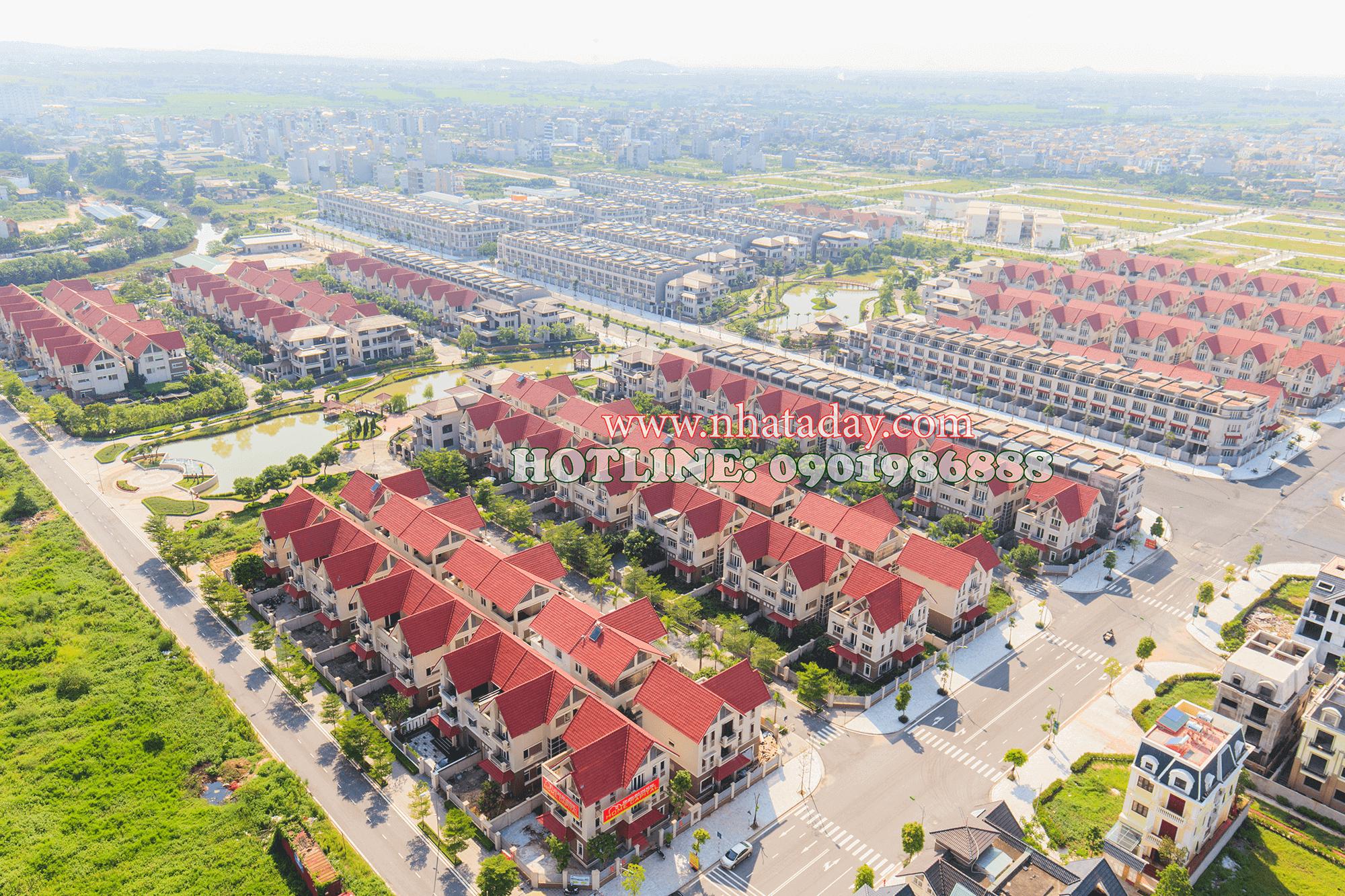 Khu biệt thự An Phú Nam Cường