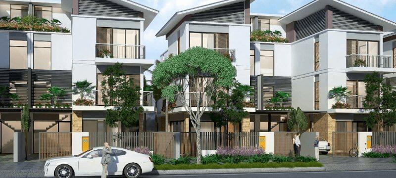 Biệt thự An Vượng Villa khu A mở rộng